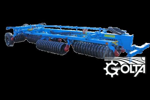 Wal Posiewny Uprawowy 10 m 5900 kg