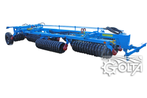 Wal Posiewny Uprawowy 12.5 m 7400 kg