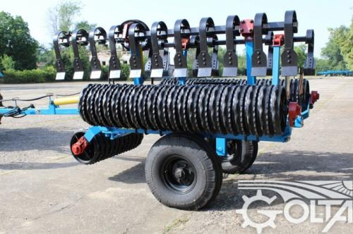 Wal Posiewny 6 m 3800 kg Włoka