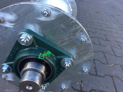 Przenośnik Ślimakowy Fi 200 mm