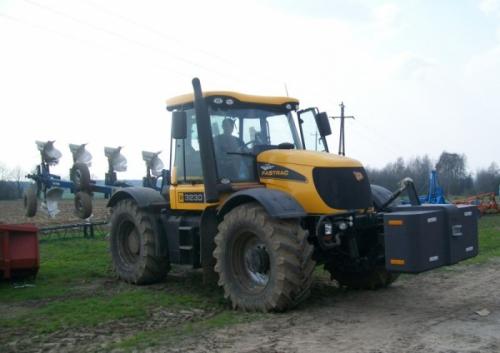 Balast Obciążnik Model 2009