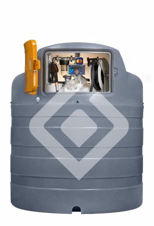 Zbiornik na paliwo 2500L SWIMER  ECO-Line.