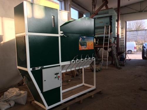 Separator Do Zboża Typ Otwarty 10-20 t/h