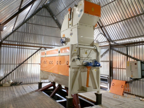 Separator Do Zboża Bębnowy 50 t/h